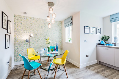 Cala Homes, The Meadow, Currie