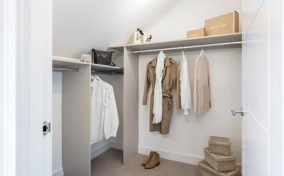 Dandara - Ashgrove - townhouse show home interior photography