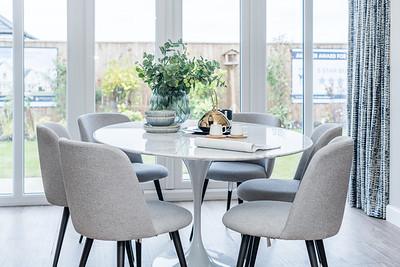 David Wilson Homes - Calderwood - Ballater show home interior photography