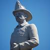 Fireman Statue, Portland, Maine