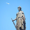 Lady Victory with Gull, Monument Square