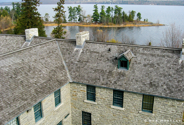 Over the Roof - Pinhey's Point, Ontario