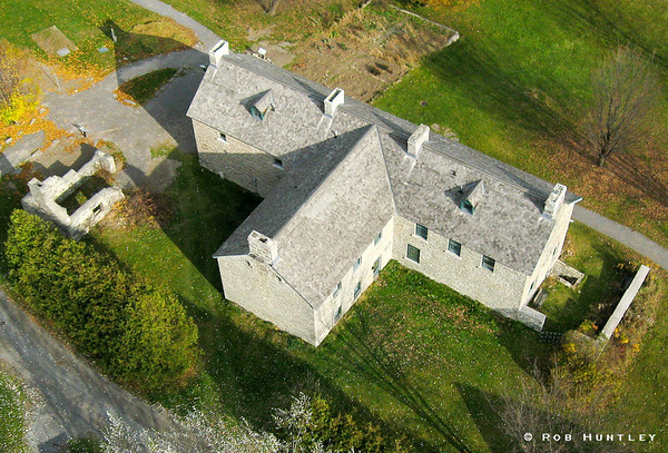 History from Above - Pinhey's Point, Ontario