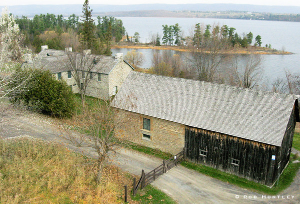 Stable and the Point - Pinhey's Point, Ontario