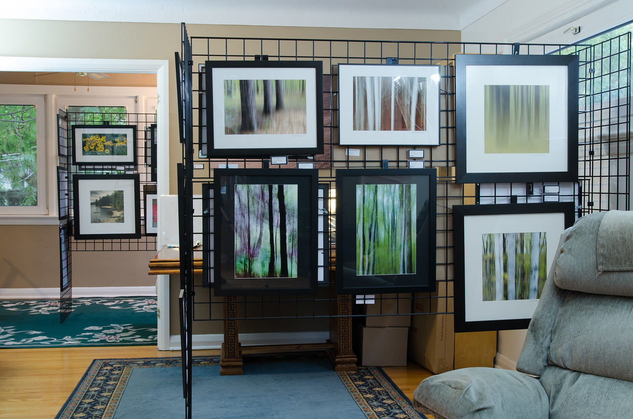 WEST 2012 display. 