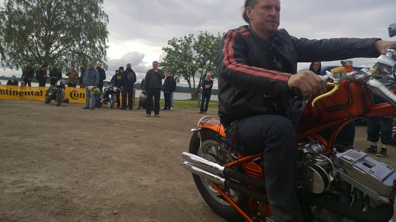 Chopper II - Sami Lahtinen Ohno Mc, H-D Sportster Ciprium