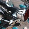 Classic Custom -luokan 1. sija: Samuli Kaivola - Shovelhead '78