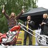 Chopper -luokan 2. sija ja Jyrun valinta -luokan voittaja: Markus Pulkkanen (Ohno Mc Jyväskylä) - Chopper Maug