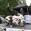 Sportbike -luokan 3. sija: Jani Immonen - Hayabusa