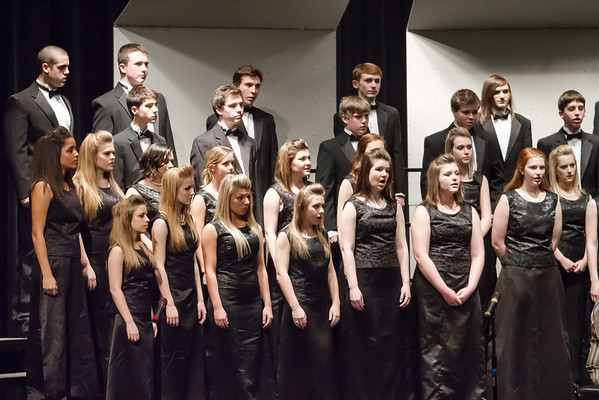 Loveland Show Choir. March 4 Performance