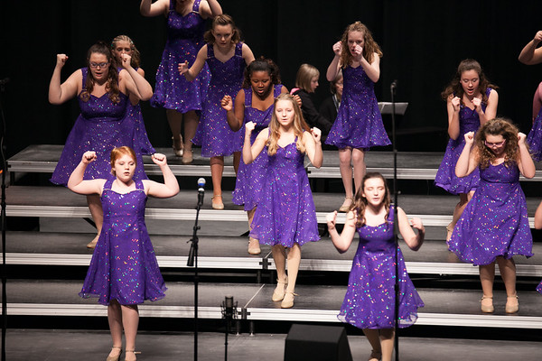 Mitchell Show Choir Invitational 2017
