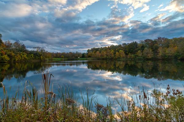 Indigo Lake Morning