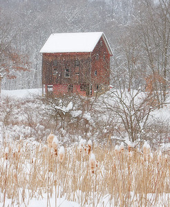 Botzum Barn Cuyahoga Valley National Park