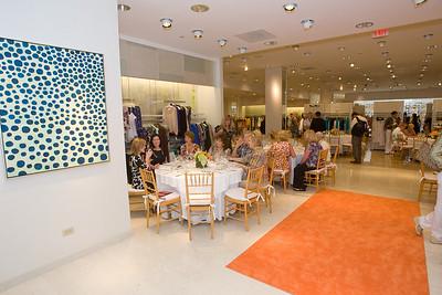 Neiman Marcus Fashion Show Receptions at Graff and Daniella Ortiz on Worth Avenue