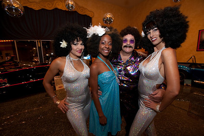 21st International Showboats International Boys and Girls Clubs Rendezvous Disco Party