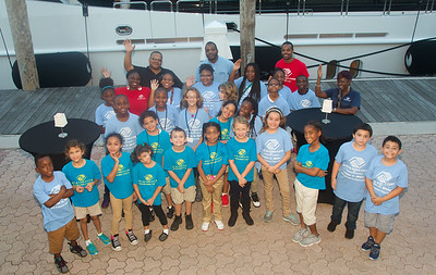 The 28th Annual Showboats International Boys & Girls Club Yacht Rendezvous Yacht Hop