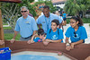 The 28th Annual Showboats International Boys & Girls Club Yacht Rendezvous BBQ with Boys and Girls Club Members