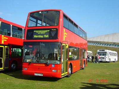 Duxford Showbus 2009