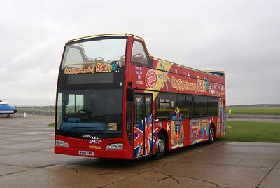 Duxford Showbus 2010