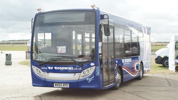 Duxford Showbus 2012