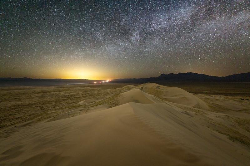 Watching sunrise on Mars