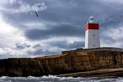 Iron Pot Lighthouse, Tasmania