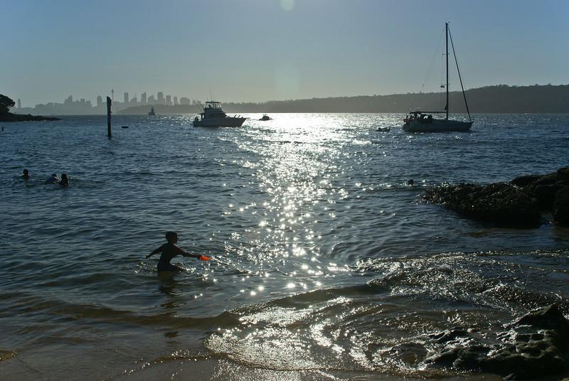 Jan 07 - Camp Cove Beach, Sydney