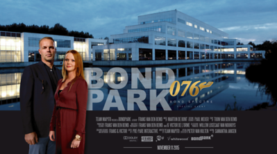 BondPark filmposter special BOND Event produced by