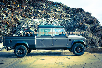 Limited Edition, LAND ROVER DEFENDER 147