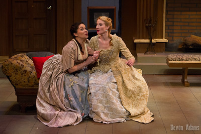She Stoops to Conquer by Southwest Shakespeare Company in April 2013.