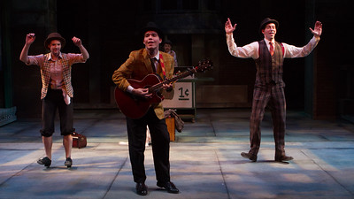 Two Gents by Southwest Shakespeare Company. Production photography by Devon Christopher Adams