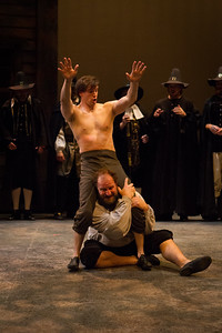 Southwest Shakespeare Company's As You Like It at Mesa Arts Center in January 2015.