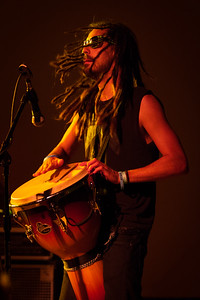Stranger performing at Elevationfest in Flagstaff, AZ. Photo by Devon Christopher Adams