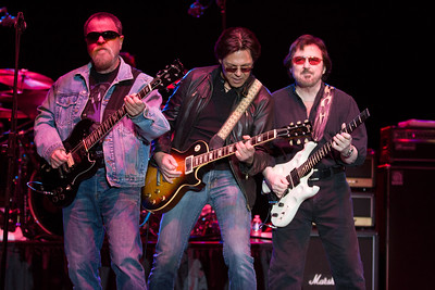 Blue Öyster Cult playing at the Chandler Ostrich Festival in March 2013. A fantastic legendary rock band best known througout the 1970s but also for the 30 years since.