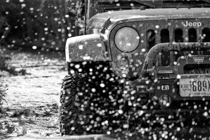 Jeep Splash Drummond