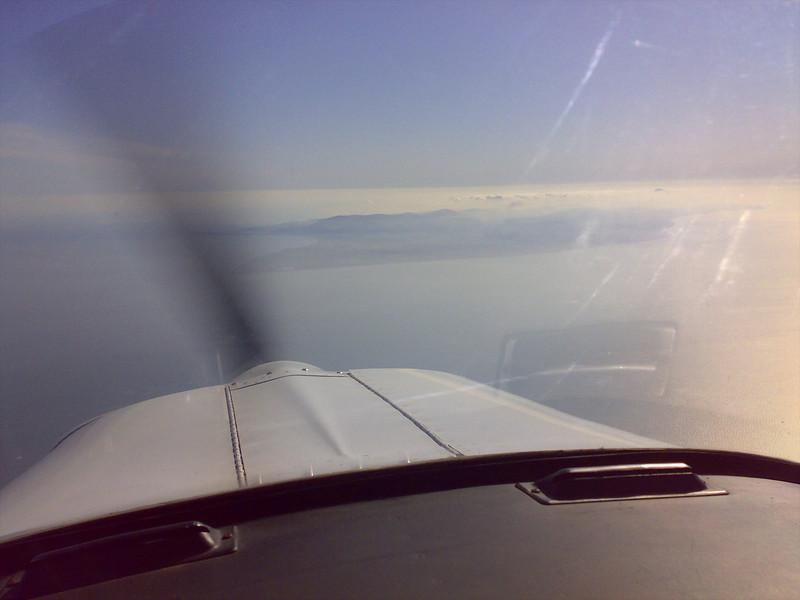 Clear Island Skies ahead