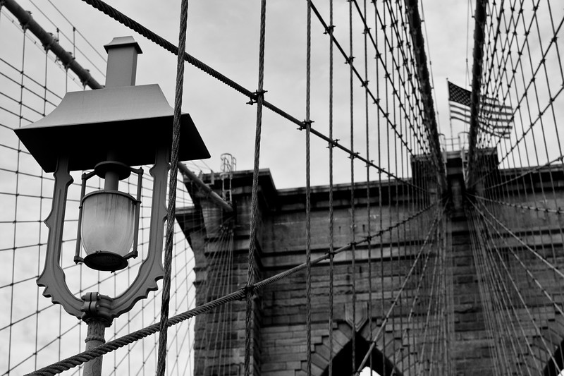 Brooklyn Bridge Lantern