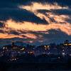 Stirling night-time skyline (2)