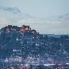 Stirling Castle at dusk (2)