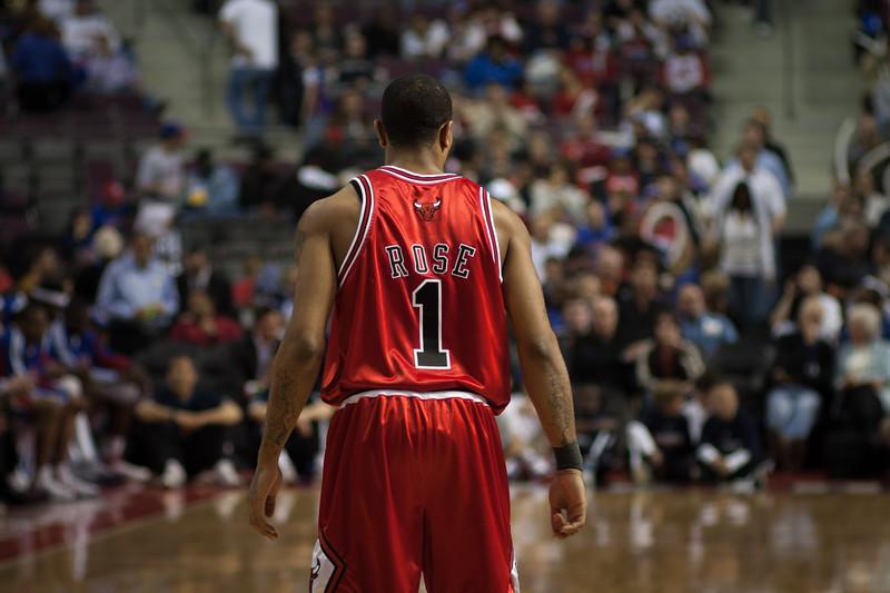 Derrick Rose Iconic