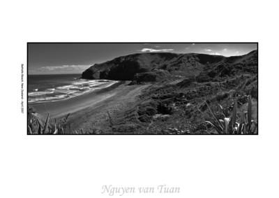 Bethells Beach New Zealand - 14 Apr 2007