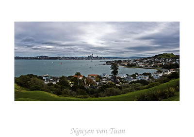 Torpedo Bay Devonport Auckland New Zealand - 7 Jul 2007