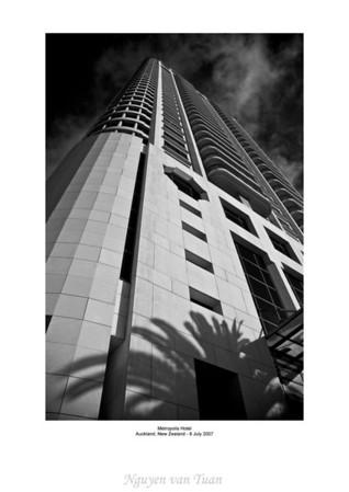 Metropolis Hotel Auckland New Zealand - 8 Jul 2007