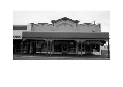 Mc Gregor's Buildings Opunake New Zealand