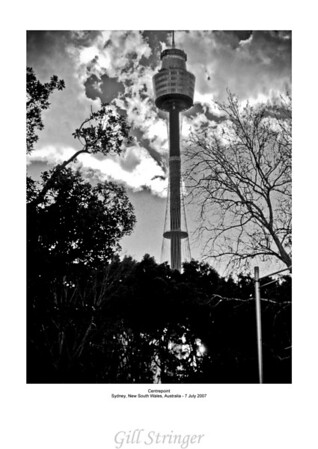 Centrepoint Sydney Australia - 7 Jul 2007