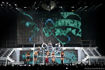 Pussycat Dolls in Melbourne