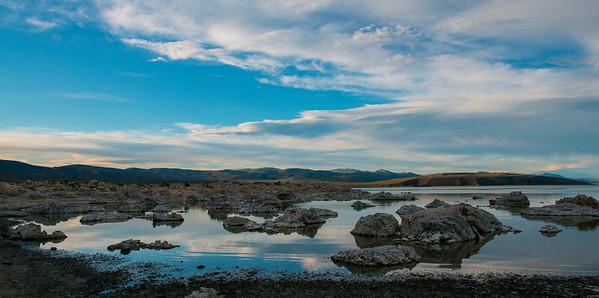 Beautiful Mono Lake (NV)