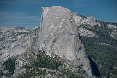 Mighty Half Dome