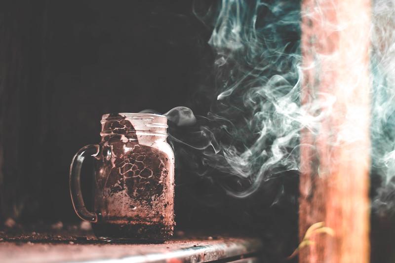Smoking Glass