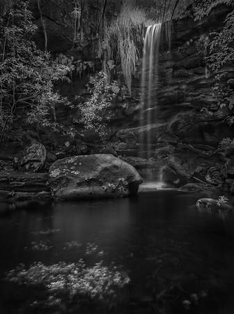 Secret Falls - Sydney